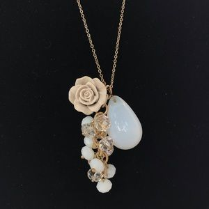Victorian inspired necklace